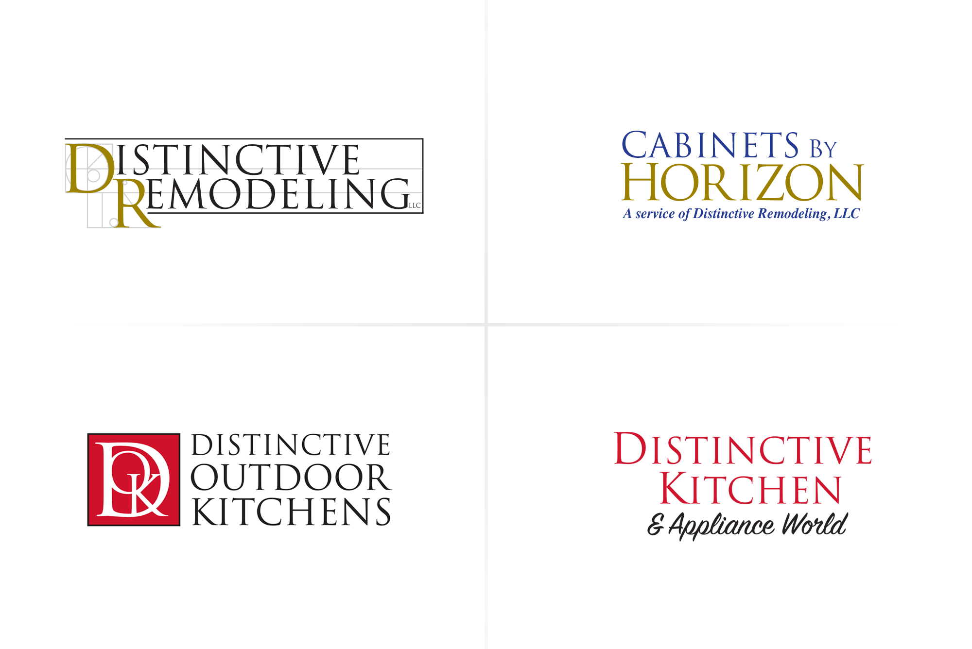 distinctive remodeling family of companies