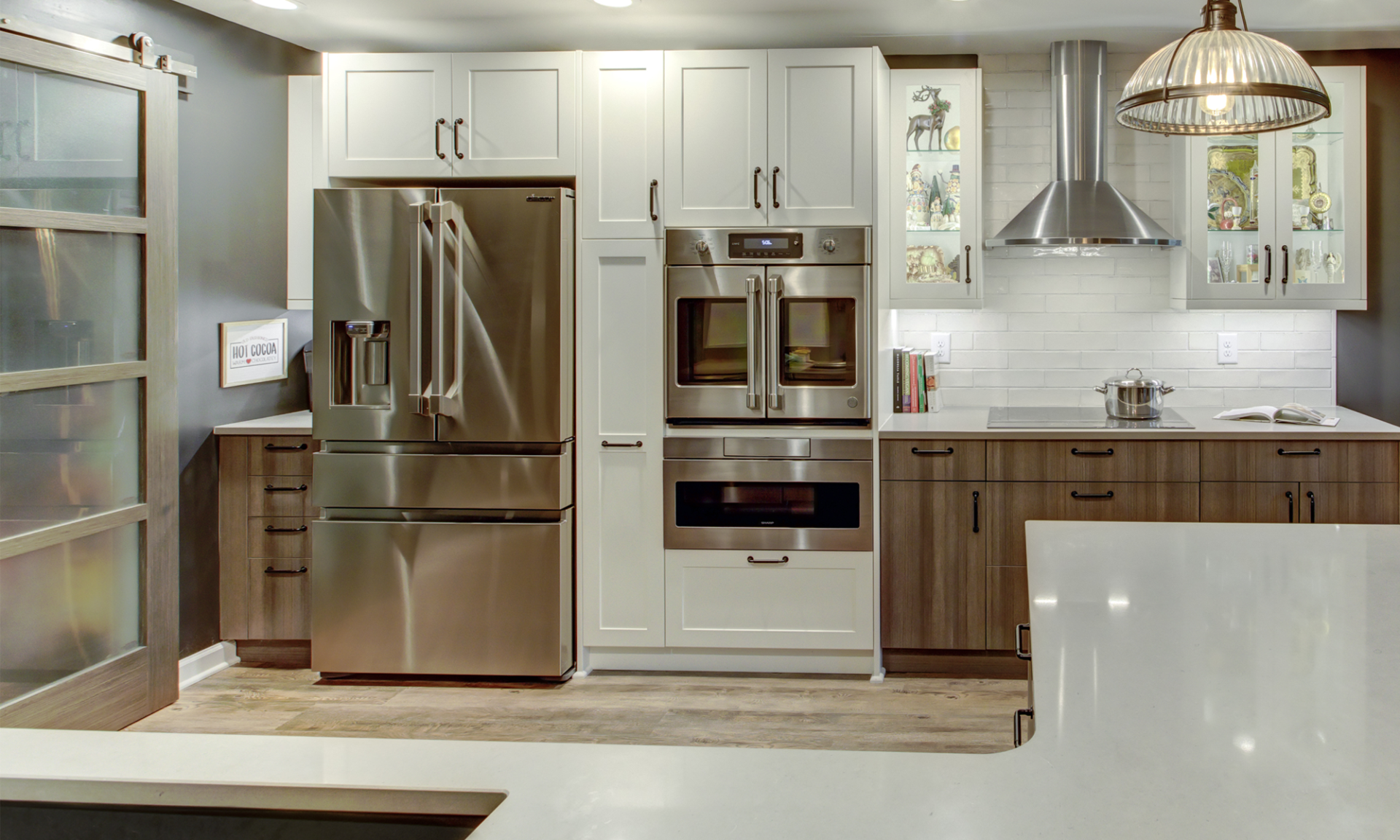 kitchen remodel for aging in place